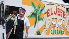"""Aus der Gourmetküche in den Imbiss: """"Kiss the Cook"""" kocht sich ins Herz der Kinobesucher"""