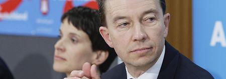 Ohne Lucke, ohne Petry: Bayer wirbt für ganz neuen AfD-Vorstand