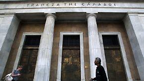Athen läuft die Zeit davon: ESM-Chef warnt vor einem Staatsbankrott Griechenlands