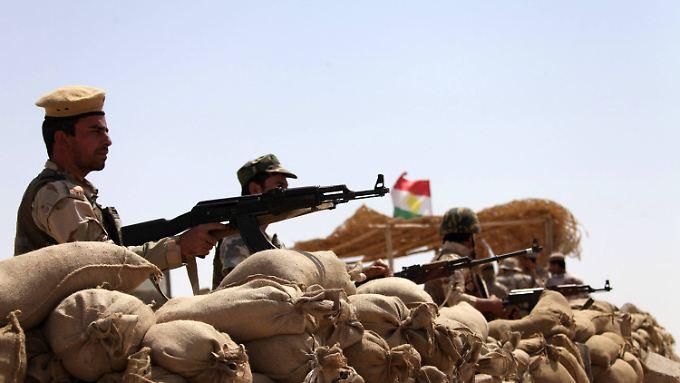 Wer ist Schuld daran, dass der IS Ramadi erobert hat? Das Pentagon gibt  der Kampfmoral der irakischen Soldaten Schuld.