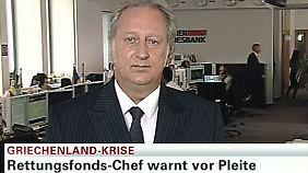 """Video: """"Ein Grexit wäre für die Eurozone am Ende positiver"""""""