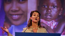 Auf Platz drei der prestigeträchtigen Liste landet in diesem Jahr Melinda Gates. Zusammen mit ihrem Mann Bill leitet sie eine Stiftung.