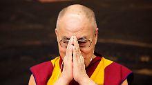 Dalai Lama appelliert an Myanmar: Südostasien streitet über Bootsflüchtlinge