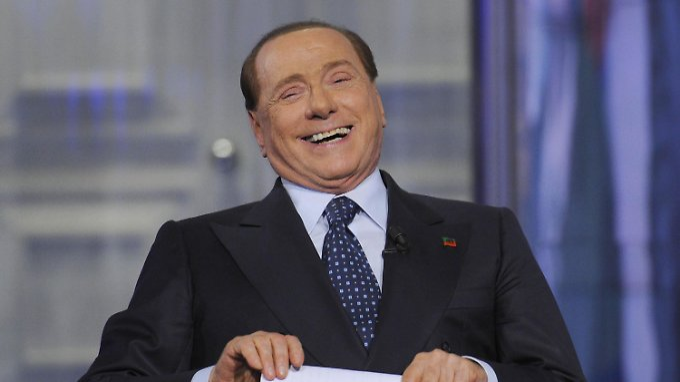 Irren ist menschlich, Silvio Berlusconi.