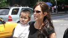 Gefälschte Papiere bei Maddox?: Angelina Jolie soll illegal adoptiert haben