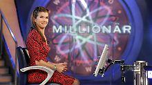 """""""Wer wird Millionär?"""" ganz speziell: Anke Engelke spielt die Millionenfrage"""