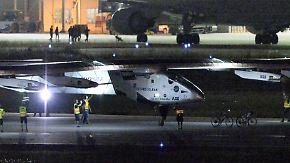 "Stopp bei Weltumrundung: Solarflieger ""Solar Impulse 2"" bricht Flug über Pazifik ab"