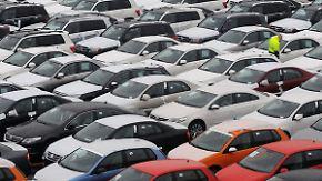 Mitsubishi Top, Opel Flop: Autoindustrie verzeichnet weniger Neuzulassungen