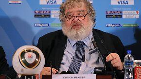 Blatter zunehmend in Bedrängnis: Ex-Fifa-Funktionär Blazer gesteht Korruption