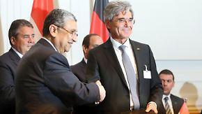 Während Al-Sisi-Besuch in Berlin: Siemens erhält Milliarden-Aufträge aus Ägypten