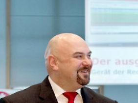 André Schulz - Chef des Bundes Deutscher Kriminalbeamter