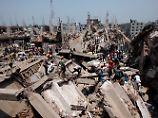 Entschädigung für Fabrikarbeiter: Bangladesch wartet auf Merkels Millionen