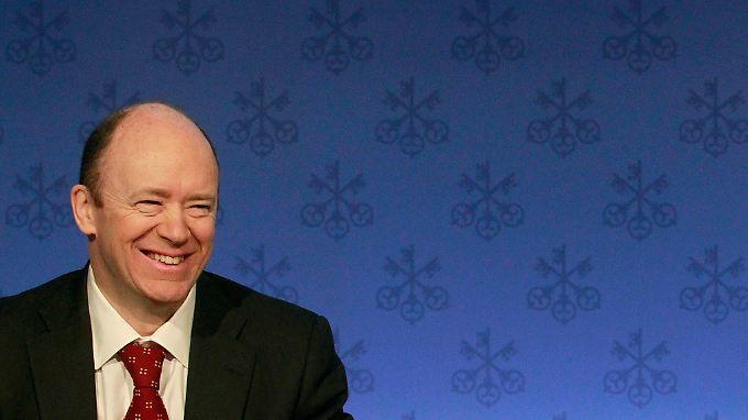 John Cryan soll am Donnerstag erste Ideen zum Konzernumbau dem Aufsichtsrat präsentieren.