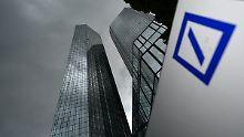 Keine Panik!: Die Deutsche Bank ist nicht Lehman Brothers