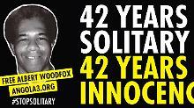 Amnesty International hat sich seit vielen Jahren für Albert Woodfox eingesetzt.