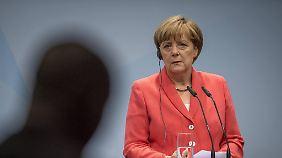 Ringen um Lösung für Griechenland: Merkel verliert zunehmend Rückhalt in Deutschland