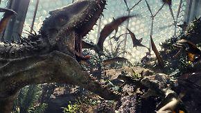 """Actiongeladen und brutal spannend: """"Jurassic World"""" startet in den deutschen Kinos"""