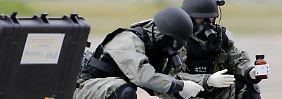 Radioaktive Stoffe gesammelt: Bericht: IS hat Material für schmutzige Bombe