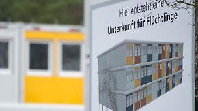 Bund verdoppelt Soforthilfe: Länder und Kommunen erhalten mehr Geld für Flüchtlinge