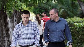 "Juncker: ""Grexit-Folgen verheerend"": Tsipras lenkt bei erster Kernforderung ein"