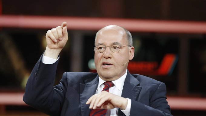 Heikler Lobbyismus-Vorwurf: Gregor Gysi verlangt Aufklärung von Schröder, Schily und Gauweiler.