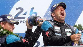 McDreamy auf der Überholspur: Patrick Dempsey fährt in Le Mans auf Rang zwei