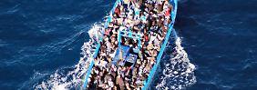 Zentrale Auffanglager geplant: Länder sind gegen Flüchtlingsquote