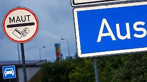 Klage aus Brüssel: Dobrindt legt Pkw-Maut vorerst auf Eis