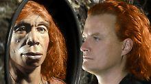 """""""Haben sie in flagranti erwischt"""": Homo sapiens hatte Sex mit Neandertalern"""