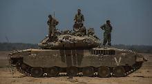 Bilanz des Gaza-Kriegs: UN-Bericht belastet Israel und Palästinenser
