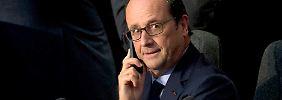 """NSA-Spionage gegen Frankreich: """"Der Zeitpunkt nährt Verdacht"""""""