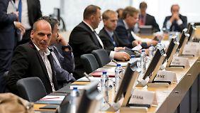"""Griechenland-Lösung vertagt: """"Zu viel Misstrauen"""" lässt keine Einigung zu"""