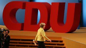 70 Jahre Christdemokraten: Mit Merkel hat die CDU an Profil eingebüßt