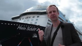 n-tv Ratgeber: Knippertz testet ein Kreuzfahrtschiff