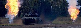 """""""Sicherheit braucht Investitionen"""": Deutschland will Militärausgaben erhöhen"""