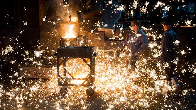 Europas Industrie wächst wieder.