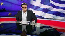 Desaströse Bilanz: Tsipras schwenkt die weiße Flagge
