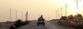 "Terroralarm in Ägypten: ""Löwen des Sinai"" stürmen Armeeposten"