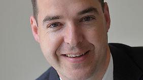 Micheál Collins ist Chefökonom beim irischen Wirtschaftsforschungsinstitut NERI.