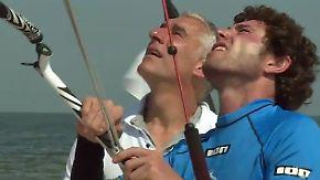 Kein Wind, kein Wettkampf: Kitesurf Cup auf Sylt fällt ins Wasser