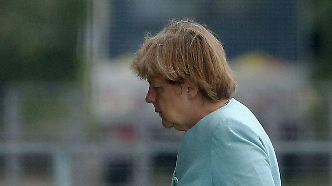 Nach Griechenland-Referendum: Merkel hat ein ernsthaftes Problem