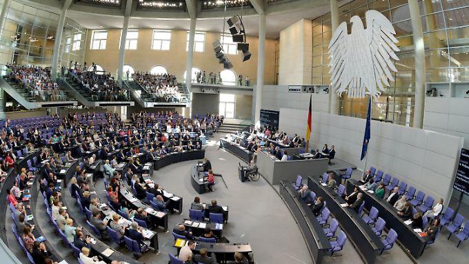 Im Bundestag hat sich bislang nur die Linke klar positioniert.