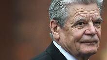 Person der Woche: Joachim Gauck: Wer wird neuer Bundespräsident?