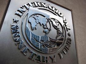 Der IWF senkt den Wachstumsausblick für das laufende Jahr.