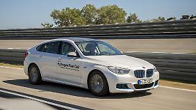 Saubere Sache: Wasserstoffauto von BMW soll 2020 vorfahren
