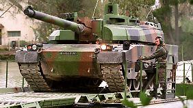 "Kampfpanzer ""Leclerc"" von Nexter"
