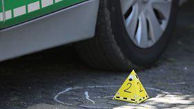 Festnahme an Tankstelle: Amokläufer erschießt zwei Menschen in Franken