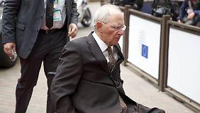 """""""Entwürdigend und falsch"""": """"Grexit""""-Vorschlag isoliert Deutschland"""