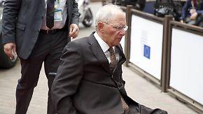 """""""Genug ist genug"""": """"Grexit""""-Vorschlag isoliert Deutschland"""