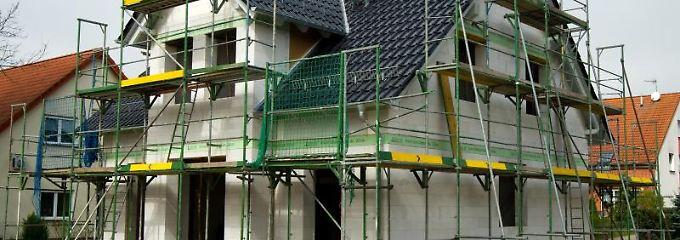 Verbraucher erhalten künftig das Recht, einen Bauvertrag innerhalb von 14 Tagen ab Vertragsschluss zu widerrufen.